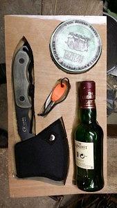 Gentleman's survival kit zonder vachtje